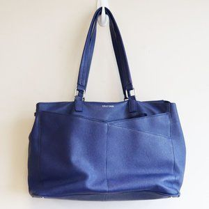 Cole Haan American Airlines Exclusive Blue Tote